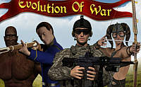 Evolution of War