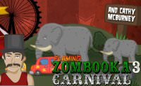 Flaming Zombooka 3