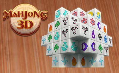 Mahjong 3D