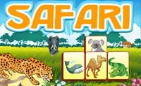 Safari Mahjong