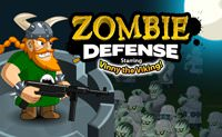 Zombie Defense